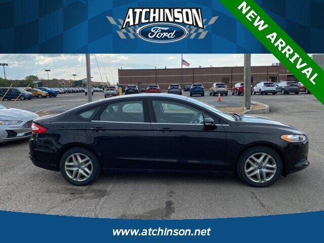 2013 Ford Fusion for sale at Atchinson Ford Sales Inc in Belleville MI