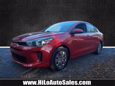 2020 Kia Rio for sale at Hi-Lo Auto Sales in Frederick MD