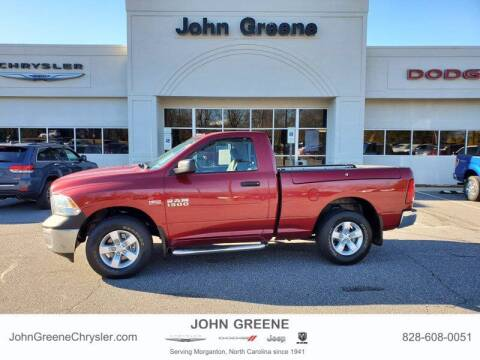 2014 RAM Ram Pickup 1500 for sale at John Greene Chrysler Dodge Jeep Ram in Morganton NC