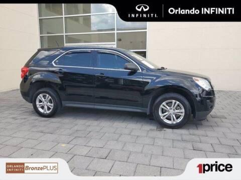 2015 Chevrolet Equinox for sale at Orlando Infiniti in Orlando FL