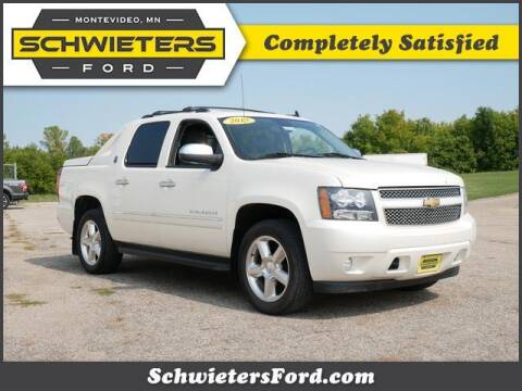 2013 Chevrolet Avalanche for sale at Schwieters Ford of Montevideo in Montevideo MN