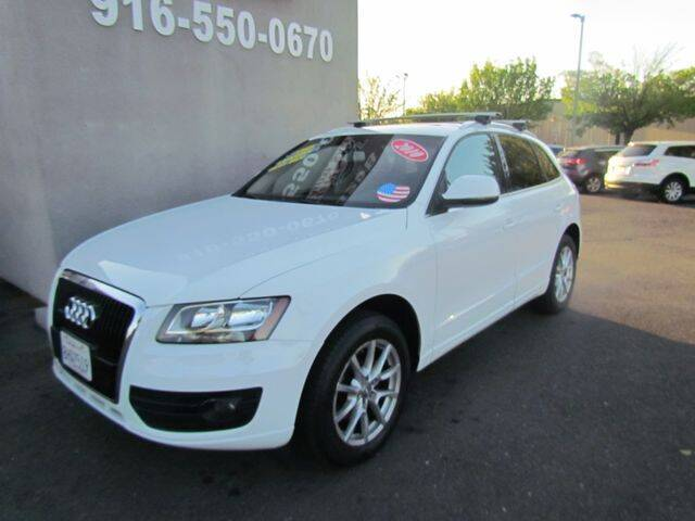 2010 Audi Q5 for sale at LIONS AUTO SALES in Sacramento CA