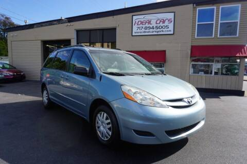 2008 Toyota Sienna for sale at I-Deal Cars LLC in York PA