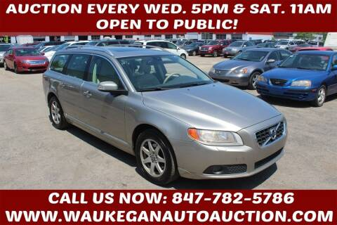 2010 Volvo V70 for sale at Waukegan Auto Auction in Waukegan IL