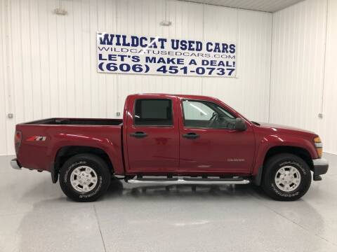 2005 Chevrolet Colorado for sale at Wildcat Used Cars in Somerset KY