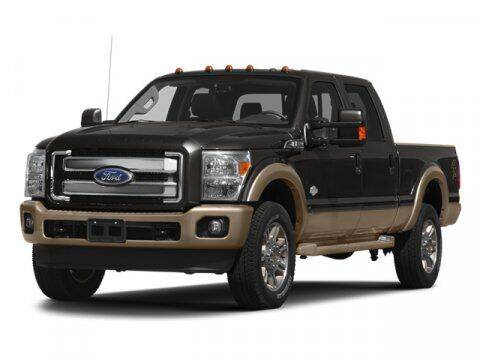 2013 Ford F-250 Super Duty for sale at WOODLAKE MOTORS in Conroe TX