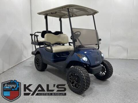 2016 Yamaha Electric DELUXE NEW Batteries for sale at Kal's Motorsports - Golf Carts in Wadena MN