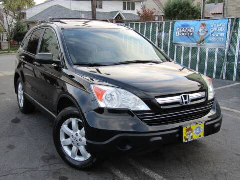 2009 Honda CR-V for sale at The Auto Network in Lodi NJ