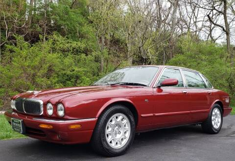 2001 Jaguar XJ-Series for sale at The Motor Collection in Columbus OH