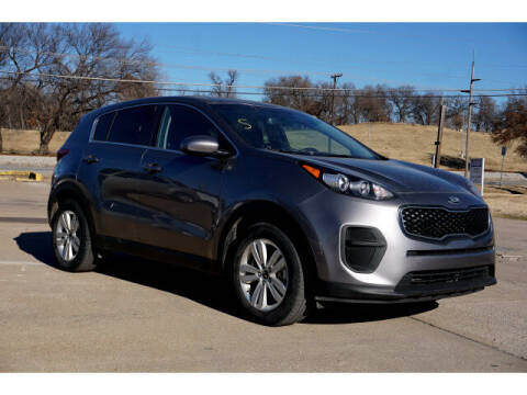 2019 Kia Sportage for sale at Sand Springs Auto Source in Sand Springs OK