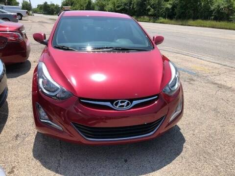 2016 Hyundai Elantra for sale at NORTH CHICAGO MOTORS INC in North Chicago IL