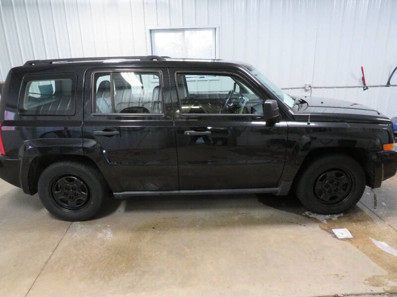 2008 Jeep Patriot for sale at Grey Goose Motors in Pierre SD