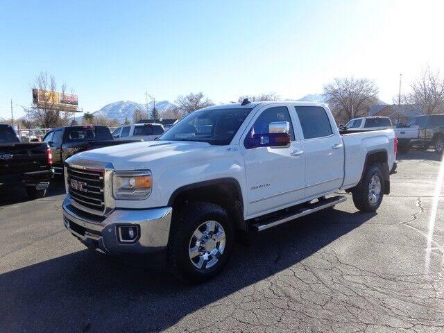 2015 GMC Sierra 2500HD for sale at State Street Truck Stop in Sandy UT