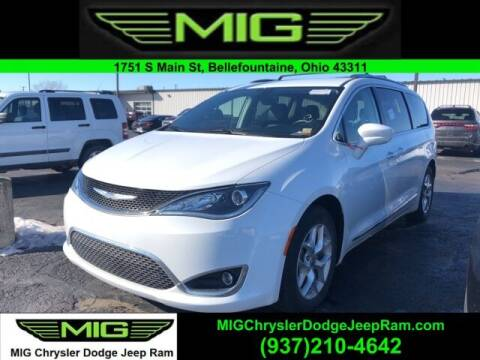 2018 Chrysler Pacifica for sale at MIG Chrysler Dodge Jeep Ram in Bellefontaine OH