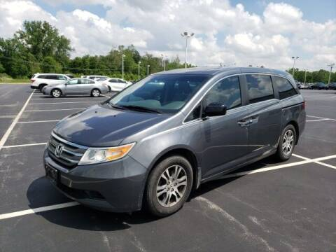 2012 Honda Odyssey for sale at White's Honda Toyota of Lima in Lima OH
