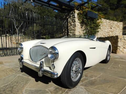 1954 Austin- Healey 100-4 for sale at Milpas Motors in Santa Barbara CA