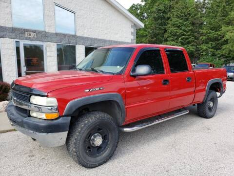 2002 Chevrolet Silverado 2500HD for sale at Anytime Auto in Muskegon MI