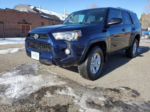 2016 Toyota 4Runner for sale at HIGH COUNTRY MOTORS in Granby CO