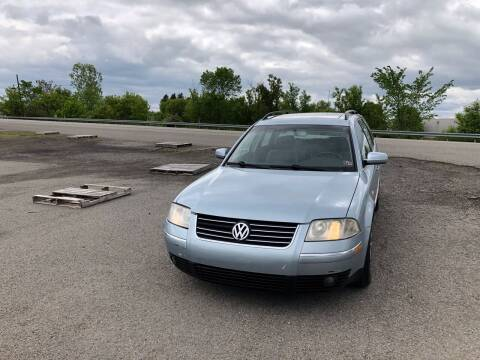 2002 Volkswagen Passat for sale at Stan's Auto Sales Inc in New Castle PA