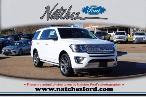 2021 Ford Expedition for sale at Auto Group South - Natchez Ford Lincoln in Natchez MS