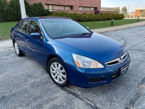 2006 Honda Accord for sale at EMH Motors in Rolling Meadows IL