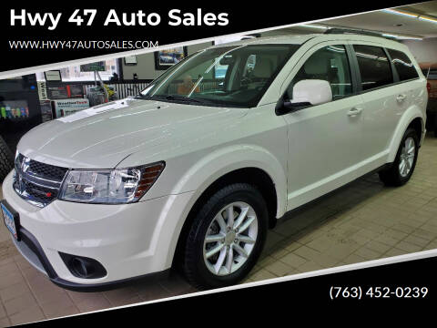 2017 Dodge Journey for sale at Hwy 47 Auto Sales in Saint Francis MN