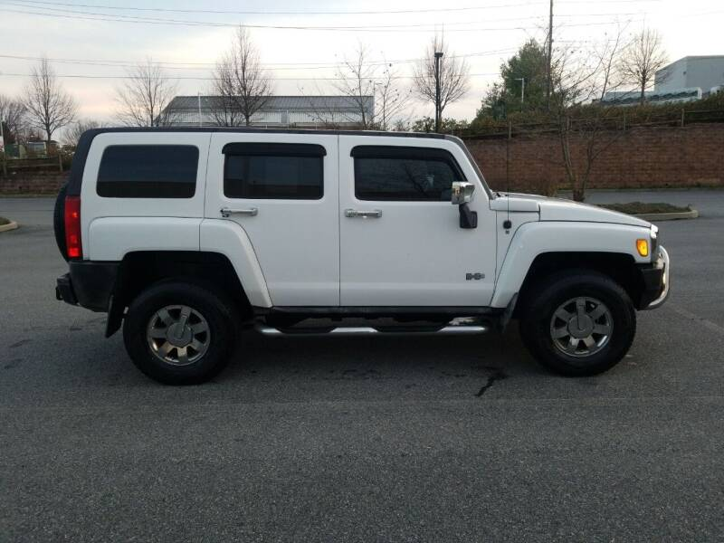 2007 HUMMER H3 for sale at Lehigh Valley Autoplex, Inc. in Bethlehem PA