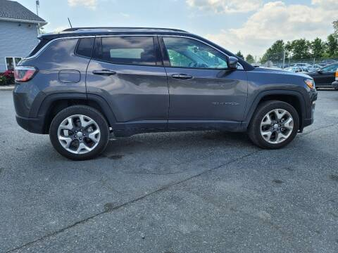 2019 Jeep Compass for sale at Car One in Essex MD
