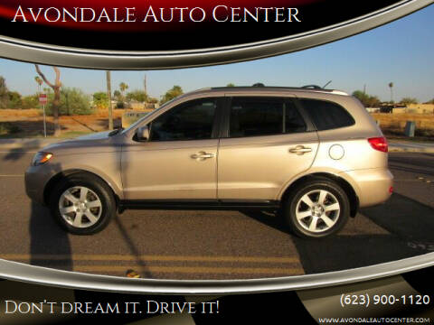 2007 Hyundai Santa Fe for sale at Avondale Auto Center in Avondale AZ