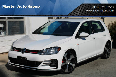 2018 Volkswagen Golf GTI for sale at Master Auto Group in Raleigh NC