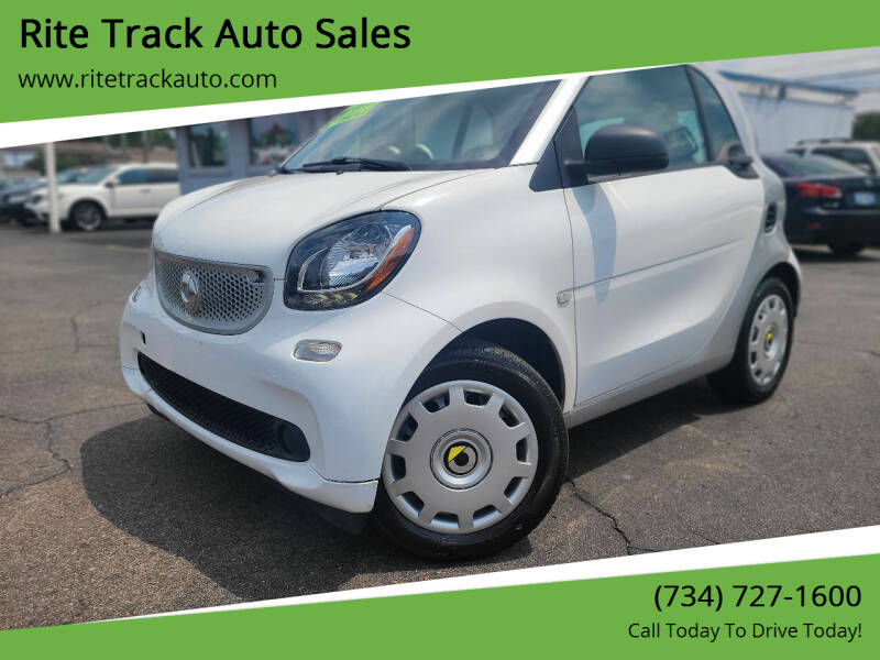 2016 Smart fortwo for sale at Rite Track Auto Sales in Wayne MI