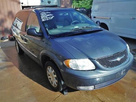 2002 Chrysler Town and Country for sale at East Coast Auto Source Inc. in Bedford VA