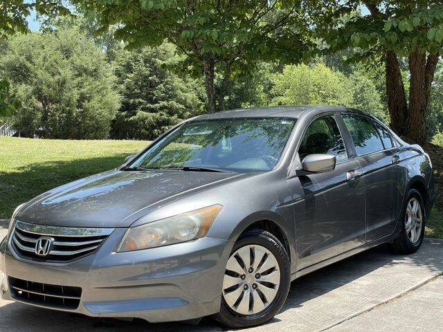 2011 Honda Accord for sale at Global Pre-Owned in Fayetteville GA
