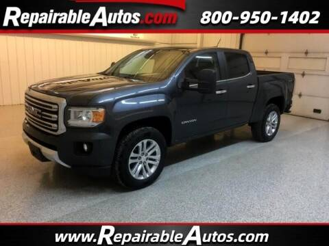 2016 GMC Canyon for sale at Ken's Auto in Strasburg ND