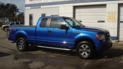 2014 Ford F-150 for sale at Southeast Motors INC in Middleboro MA