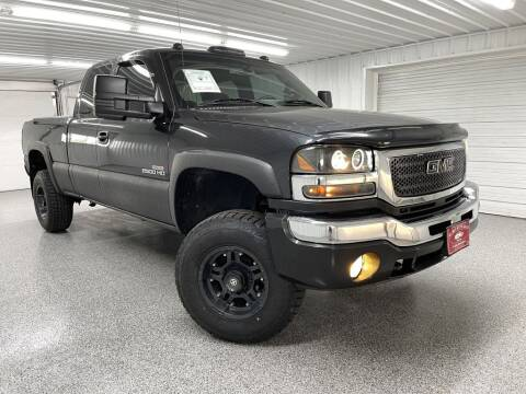 2005 GMC Sierra 2500HD for sale at Hi-Way Auto Sales in Pease MN