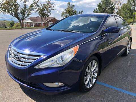 2012 Hyundai Sonata for sale at DRIVE N BUY AUTO SALES in Ogden UT