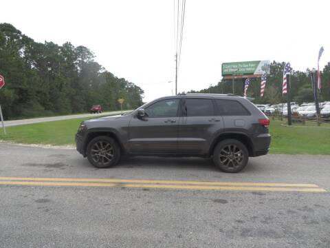 2016 Jeep Grand Cherokee for sale at Ward's Motorsports in Pensacola FL