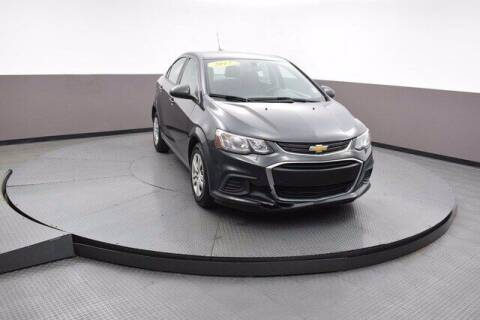 2017 Chevrolet Sonic for sale at Hickory Used Car Superstore in Hickory NC