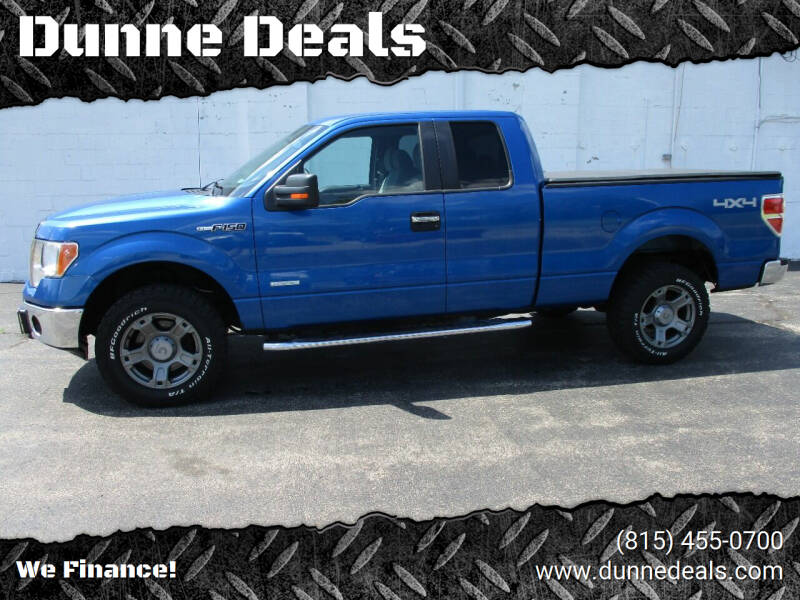 2011 Ford F-150 for sale at Dunne Deals in Crystal Lake IL