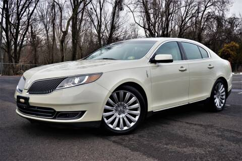 2014 Lincoln MKS for sale at Speedy Automotive in Philadelphia PA