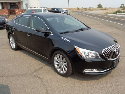 2016 Buick LaCrosse for sale at John's Auto Mart in Kennewick WA