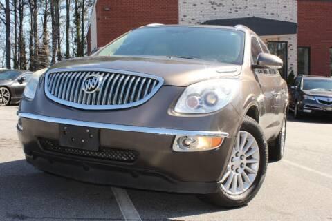 2010 Buick Enclave for sale at Atlanta Unique Auto Sales in Norcross GA