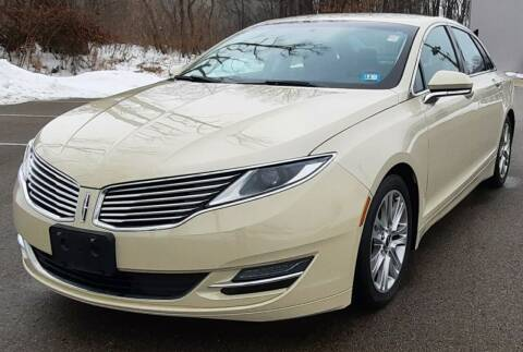 2015 Lincoln MKZ Hybrid for sale at J & J Used Auto in Jackson MI