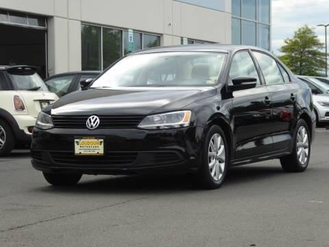 2012 Volkswagen Jetta for sale at Loudoun Motor Cars in Chantilly VA