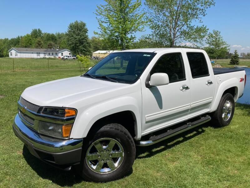 2011 Chevrolet Colorado for sale at K2 Autos in Holland MI
