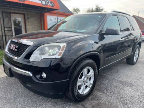 2009 GMC Acadia for sale at 5 STAR MOTORS 1 & 2 in Louisville KY