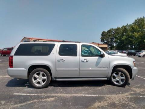 2013 Chevrolet Suburban for sale at AFFORDABLE DISCOUNT AUTO in Humboldt TN