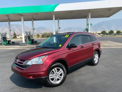 2011 Honda CR-V for sale at Evolution Auto Sales LLC in Springville UT