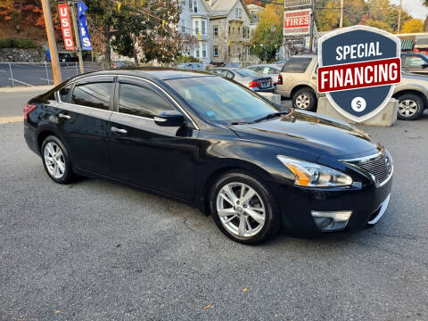 2013 Nissan Altima for sale at Cars 4 U in Haverhill MA
